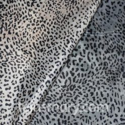 Tafeta Estampada Animal Print